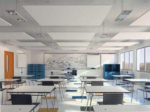 Потолочная плита Optima Canopy — Square (4) 1170x1170x30