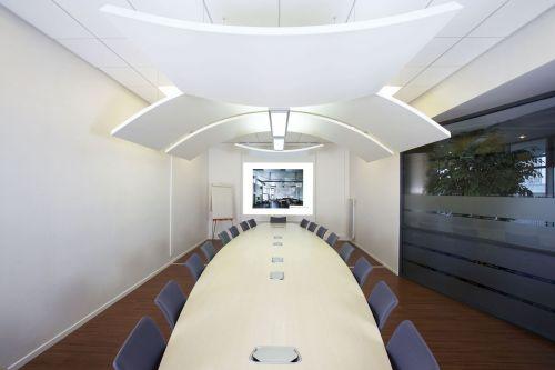 Потолочная плита Optima Canopy — Concave (4) 1170x1040х30