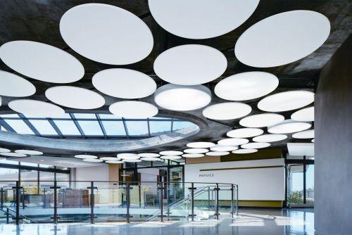 Потолочная плита Optima Canopy — Circle (2) 1170x30