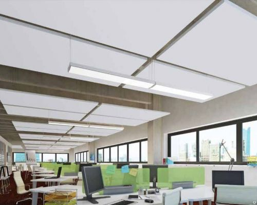 Потолочная плита Optima L Canopy — Large rectangle (2) 2400x1200x40