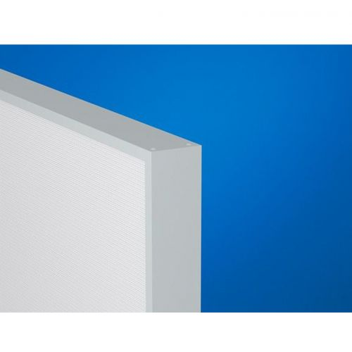 Akusto™ Screen A/Texona 1820x1800x88 Oyster со стеклом 400мм