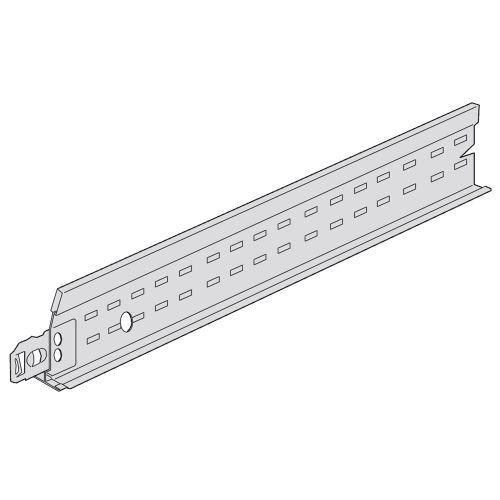 Prelude System S+ рейка поперечная 600 x 30 мм