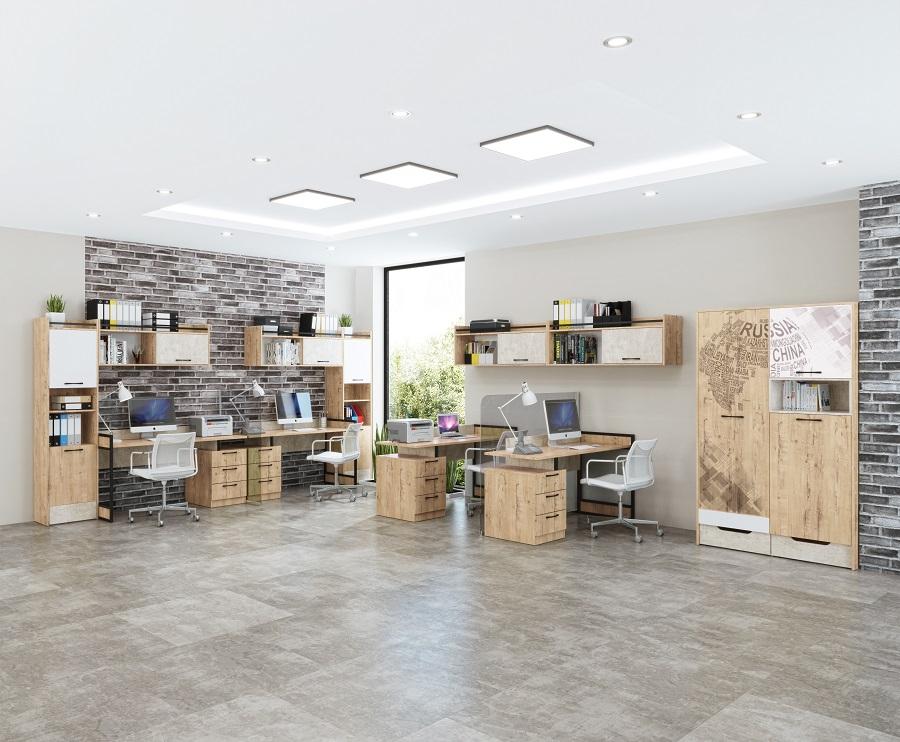 Дублин модульная мебель для офиса