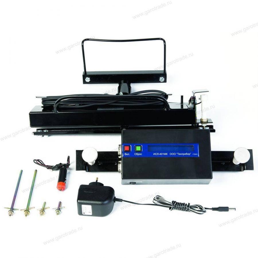 ИСЛ401М прибор для измерения суммарного люфта рулевого управления