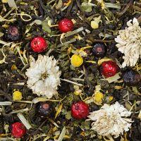Фитнес - зеленый чай с природными добавками