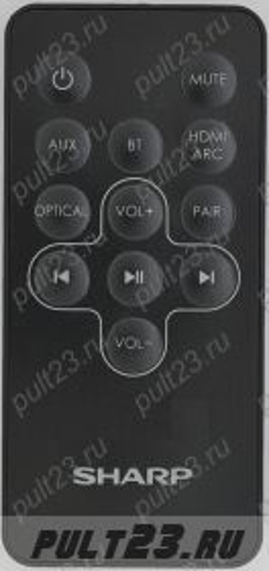 SHARP 105001389, HT-SB95