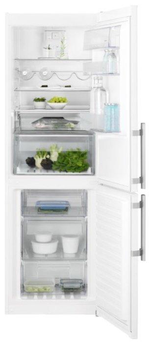 Встраиваемый двухкамерный холодильник Beko BCNA275E2S