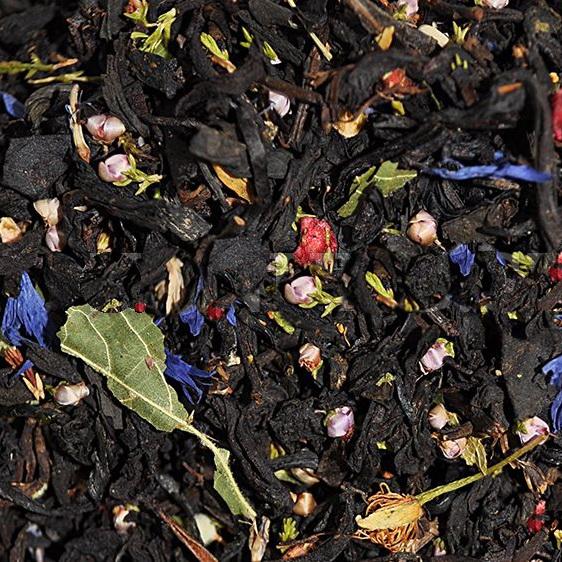 Вересковый мёд - черный чай с натуральными добавками