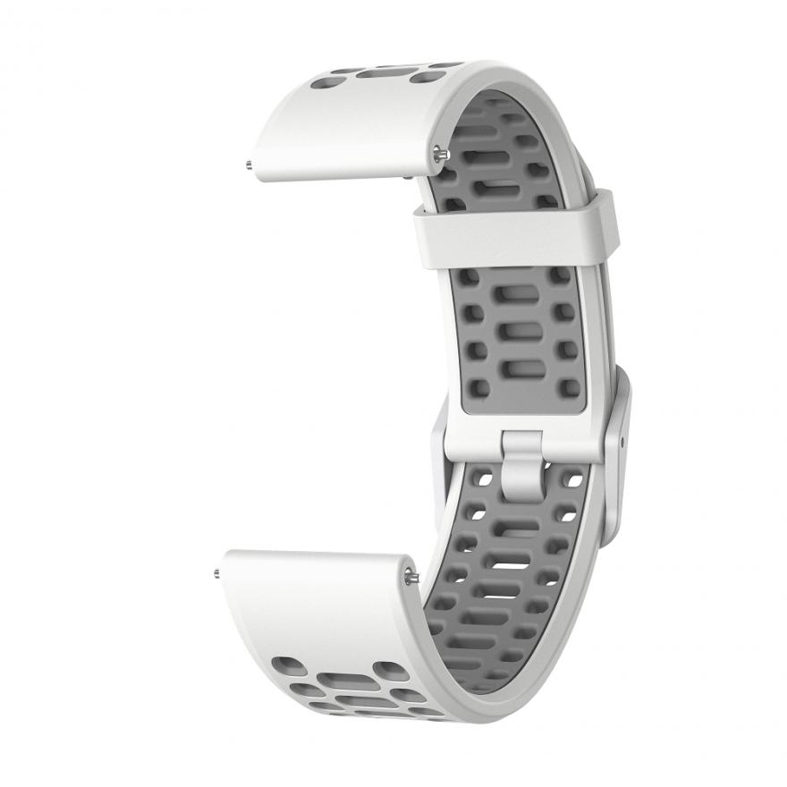 Ремешок сменный COROS APEX 42mm/PACE 2 белый силикон