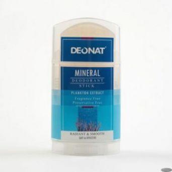 Кристалл ДеоНат калиевый 100 гр с экстрактом планктонных микроорганизмов, плоский (twistup)