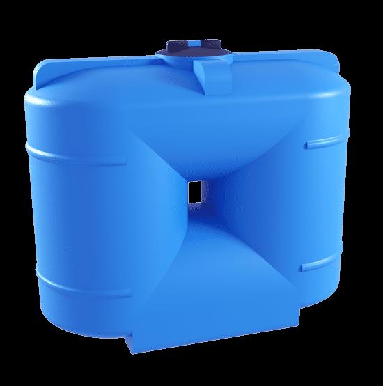 Емкость для воды В500 литров пластиковая