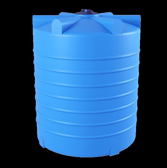 Емкость для воды К3000 литров пластиковая