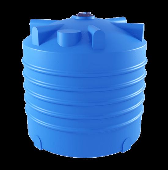 Емкость для воды К10000 литров пластиковая