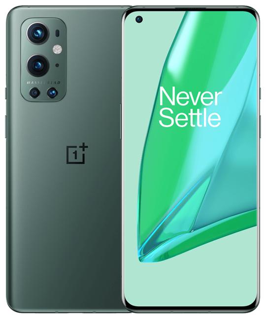 Смартфон OnePlus 9 Pro 12/256GB, pine green