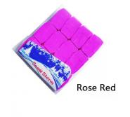 Снежный шторм (квадратики) (SnowStorm) - розовый