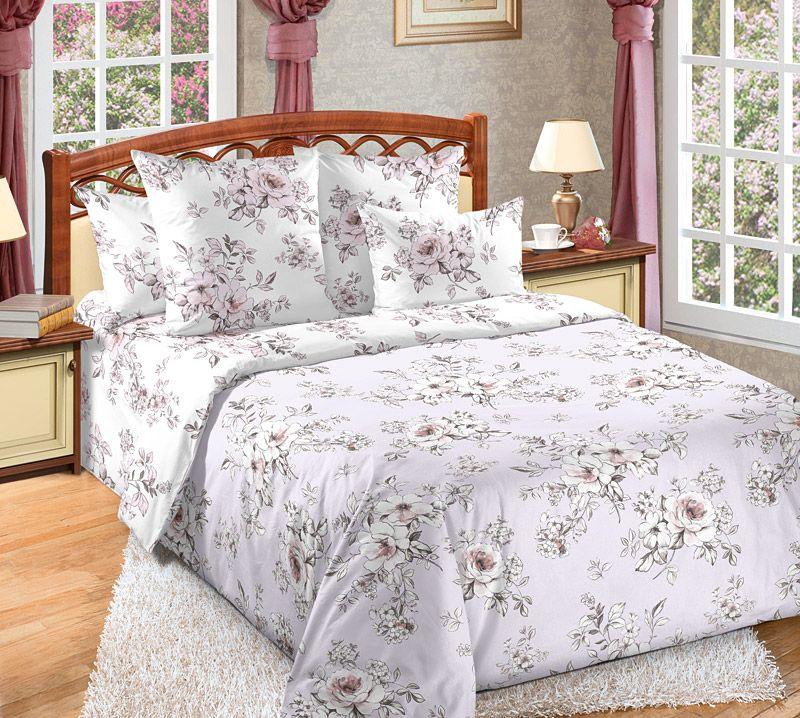 «Виктория 1» постельное белье Перкаль 1.5 спальный
