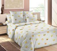 «Смайлы 3» постельное белье Бязь