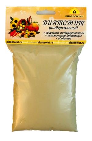 ДИАТОМИТ порошок инсектицид - почвоулучшитель «БИОАБСОЛЮТ™» для растений 0,5л.