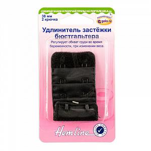 фото Удлинитель застежки бюстгальтера  771.38 черный