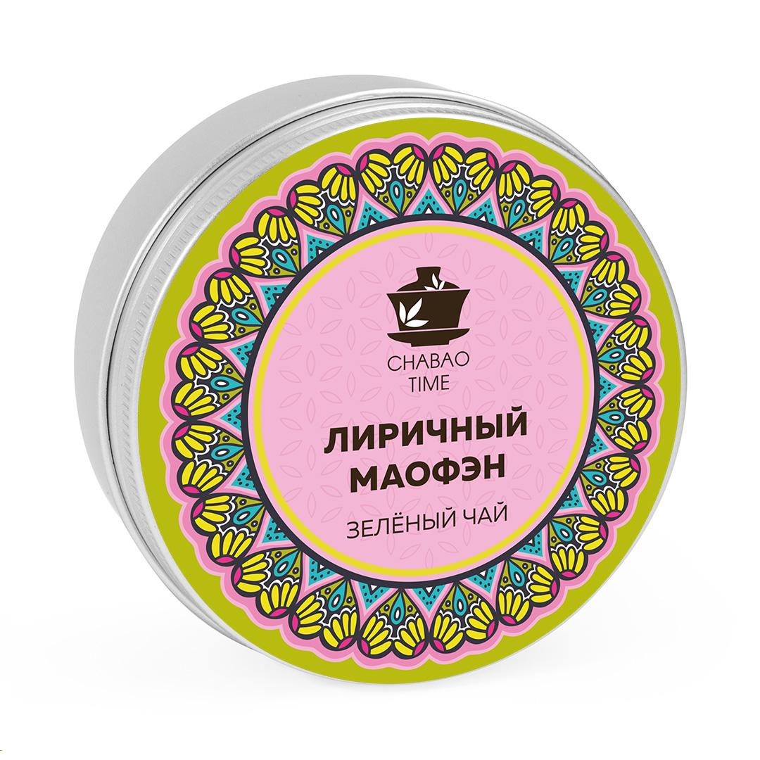 Лиричный Маофэн (зелёный чай, 50 г)