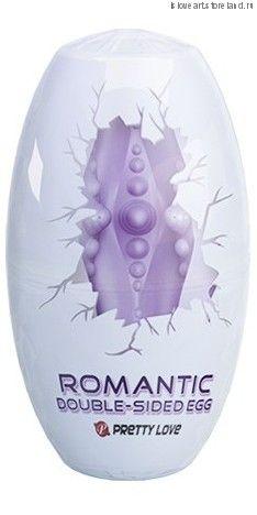 Мастурбатор яйцо PRETTY LOVE ROMANTIK
