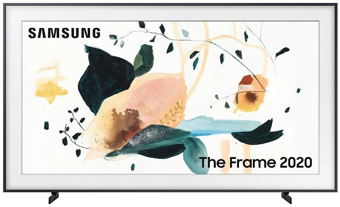 """Телевизор QLED Samsung The Frame QE50LS03TAU 50"""" (2020)"""