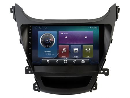 Witson Hyundai Elantra 2013-2015 (W2-DTF9267)