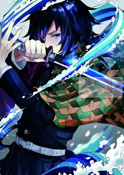 Плакат Kimetsu no Yaiba