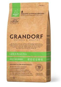 ГРАНДОРФ ягнёнок с рисом для собак мини пород (GRANDORF Lamb&Rice Mini)