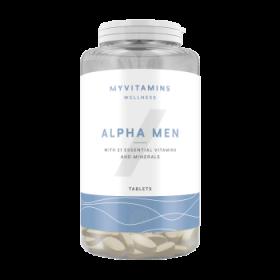 ALPHA MEN Мультивитамин 240 табл. Myprotein (Великобритания)