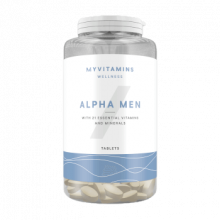 ALPHA MEN Мультивитамин 120 табл. Myprotein (Великобритания)