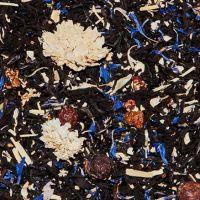 Леди Гениальность - черный чай с добавками