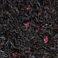 Вишня в шоколаде - черный чай с природными добавками