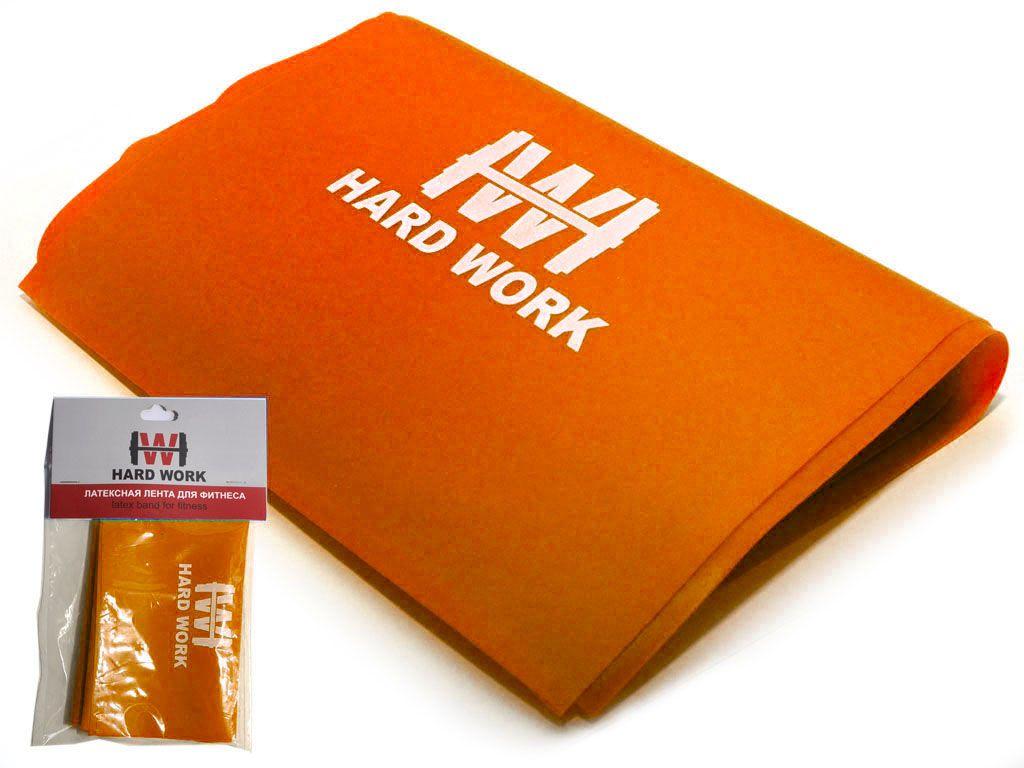 Эспандер латексная лента HARD WORK:1515-35, артикул 07685