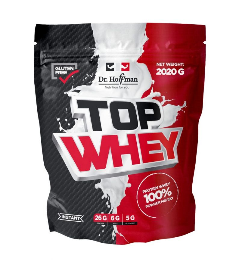 Протеин Dr. Hoffman Top Whey 2020 гр