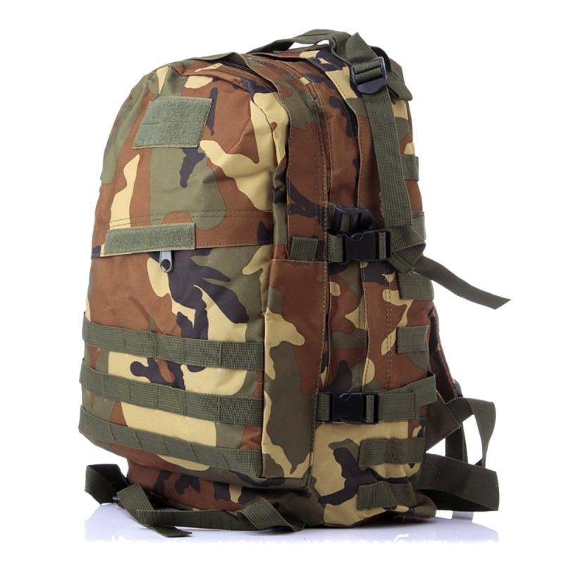 Тактический рюкзак Combat 40L Вудланд