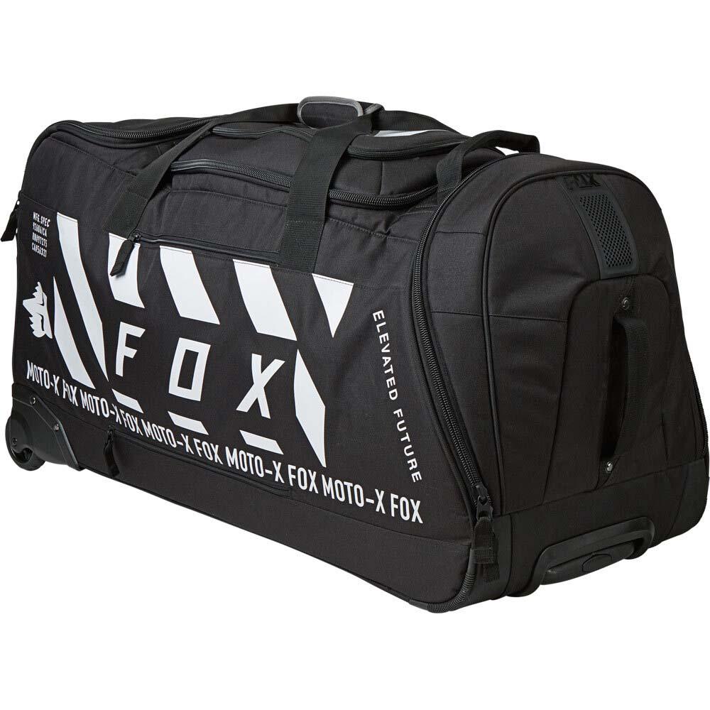 Fox Shuttle Roller Rigz Black сумка для экипировки на колесах