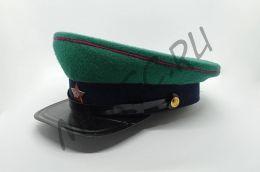 Фуражка образца 1935 г., пограничные войска НКВД, реплика