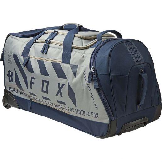 Fox Shuttle Roller Rigz Sand сумка для экипировки на колесах