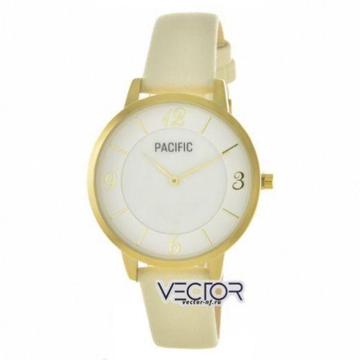 Pacific X6179 корп-золот циф-перл/желт рем бел