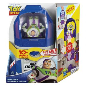 Космический корабль Базза Лайтера История игрушек