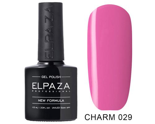 ELPAZA ГЕЛЬ-ЛАК  Charm 029  Джульетта (Розовый)  10 мл