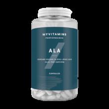 Антиоксидант альфа-липоевая кислота 500мг (60 капс). Myprotein