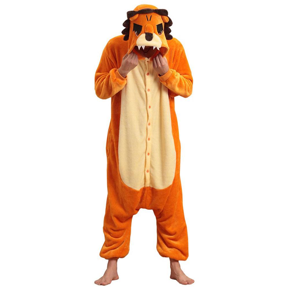 Детская Пижама Кигуруми Король Лев