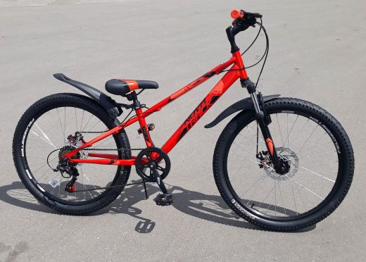 Велосипед Novatrack Extreme 24 D