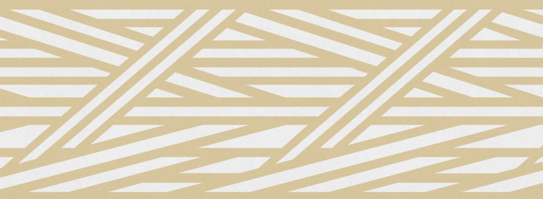 Soft Stripes, Gold