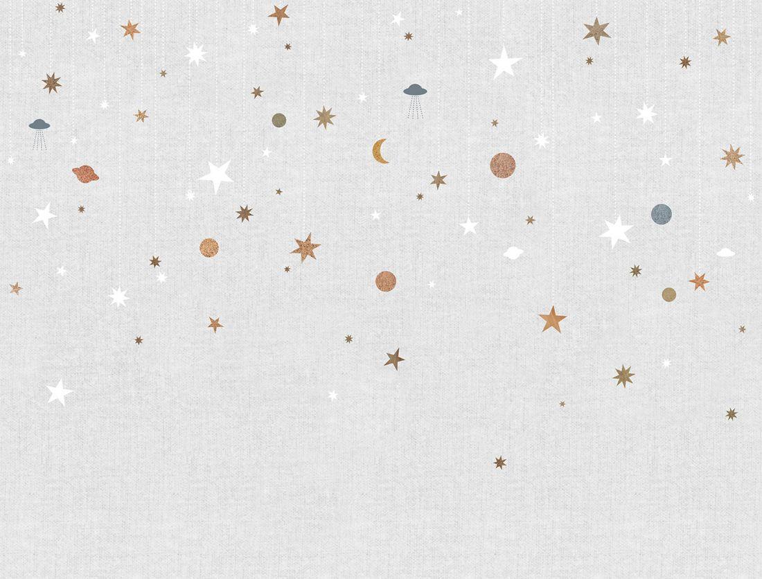 Stars, White