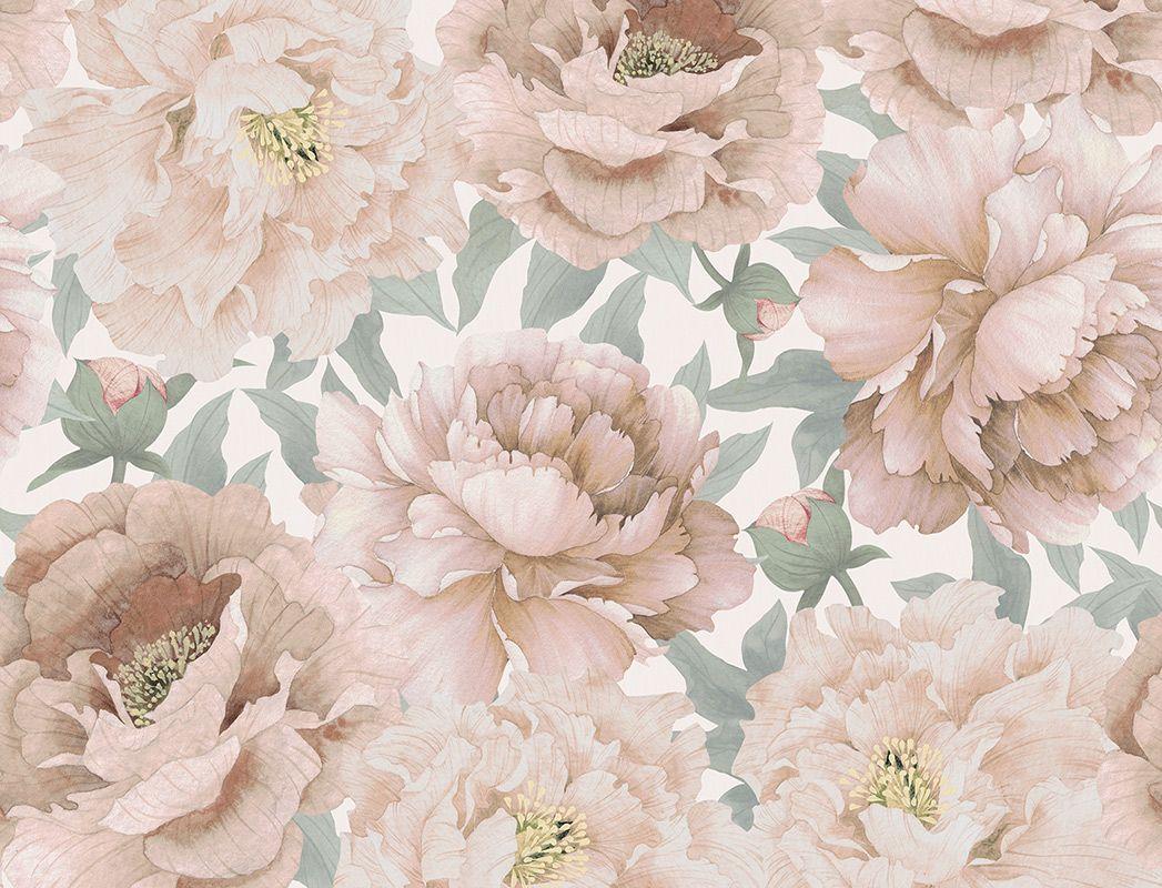 Floral Affair White