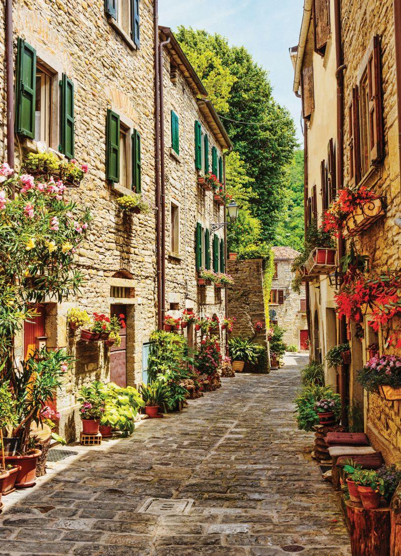 Улица в Италии 22061-М