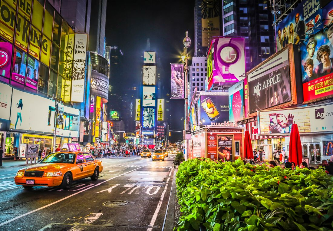 Ночной Нью Йорк 2-036